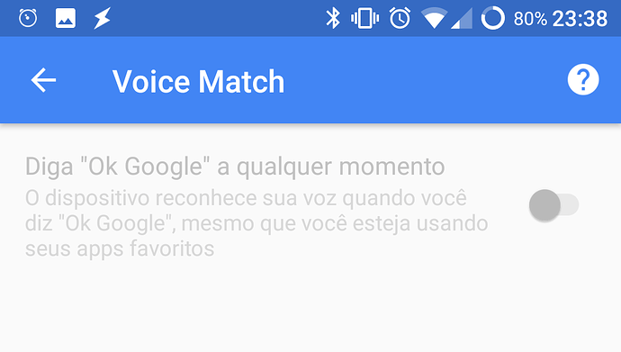 SOLVED] Ok Google from home screen or lock screen won't work